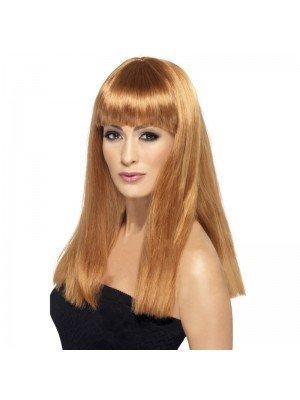Glamoura Party Wig - Auburn