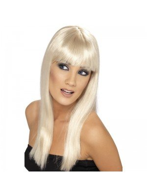 Glamoura Party Wig - Blonde