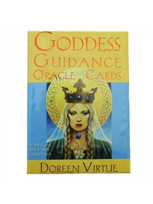 Doreen Virtue Goddess Guidance Oracle Cards