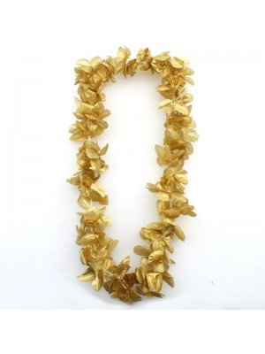 Gold Coloured Flower Petal Garland