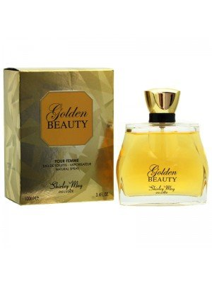 Shirley May Ladies Eau De Toilette - Golden Beauty