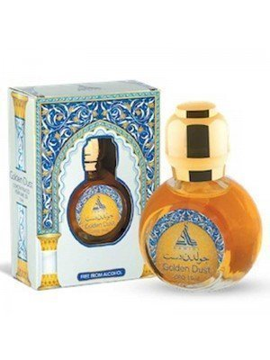 Wholesale Hamidi Golden Dust Concentrated Perfume Oil-15ml
