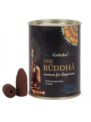 Wholesale Goloka Buddha Backflow Incense Cones