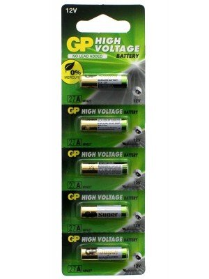 Wholesale GP High Voltage 27A Battery (12V)