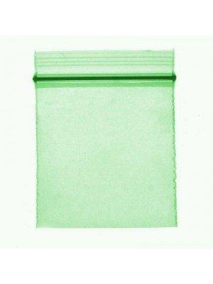Wholesale Grip Seal Plain Baggies - Green (30x30mm)