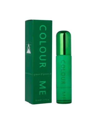 Wholesale Milton Lloyd Mens Perfume - Colour Me Green