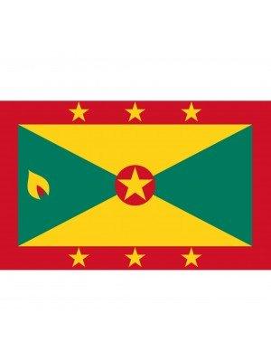 Grenada Flag - 5ft x 3ft