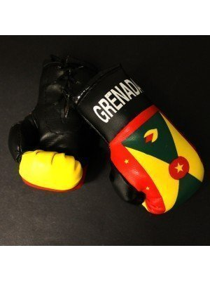 Mini Boxing Gloves - Grenada
