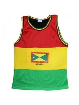 Grenada Mesh Vest Top