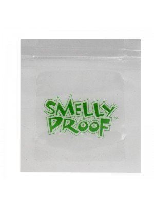 Grip Seal Smelly Proof Baggies Clear (7x8cm)