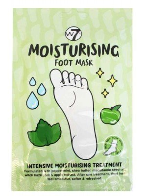 Wholesale W7 Moisturizing Wearable Sock Foot Mask-1 Pair