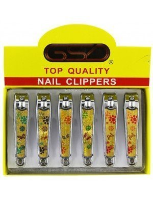GSD Top Quality Nail Clippers - Butterfly Design