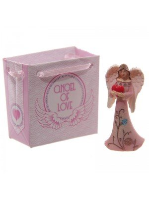 Guardian Angel Charms in Gift Bags - Assorted Designs 72673