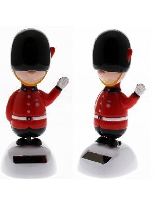 Guardsman Solar Powered Figurine