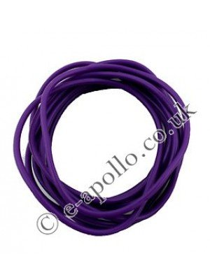 Gummy Bangles - Purple