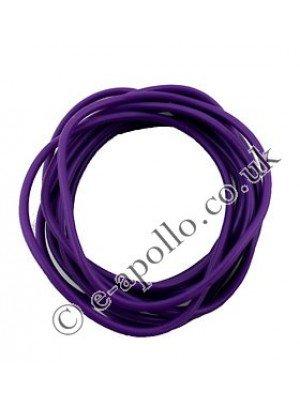 Gummy Bangles - Purple