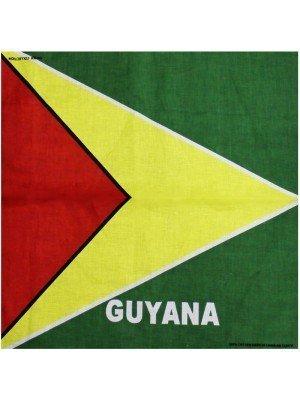 Guyana Flag Bandana