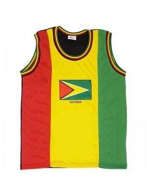 Guyana Mesh Top Vest
