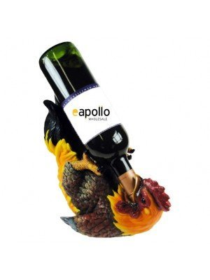 Guzzlers - Cockerel Bottle Holder- 29cm