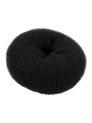 Hair Bun Shaper Donut Ring - Black
