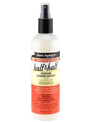Wholesale Aunt Jackie's Half & Half Hydrating Silkening Hair Milk - 355ml