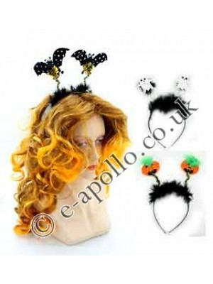 Haloween Hadbands- Assorted Designs