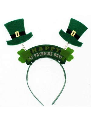 Happy St. Patrick's Day -  Head Boppers