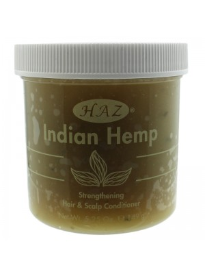 HAZ Strengthening Hair & Scalp Conditioner Indian Hemp