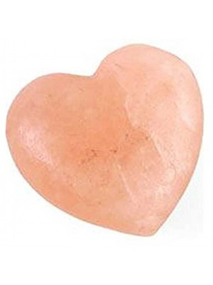 Wholesale Natural Himalayan Salt Soap - Heart Shape