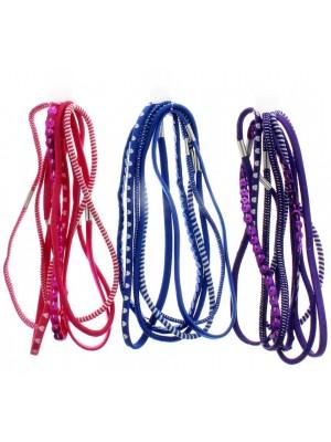 Elastic Headbands Assorted Colours And Designs