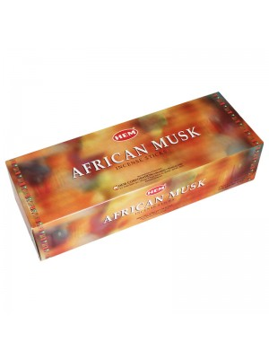 HEM Incense Sticks - African Musk