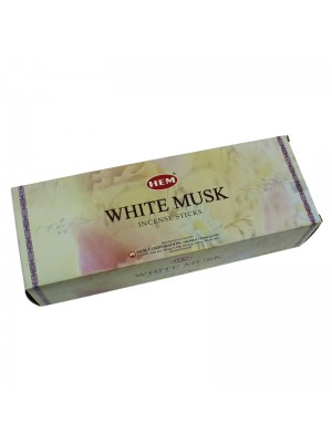 HEM Incense Sticks - White Musk