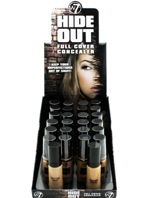Wholesale W7 Hide Out - Full Cover Concealer