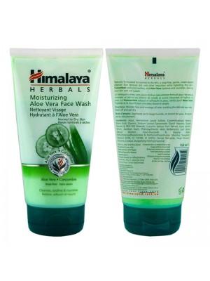 Wholesale Himalaya Herbals Moisturizing Aleo Vera Face Wash