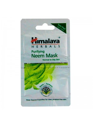 Wholesale Himalaya Herbals Purifying Neem Mask Twin Pack Sachets