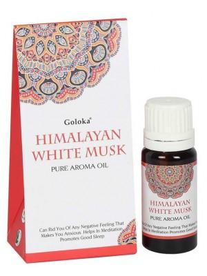 Wholesale Goloka Pure Aroma Oil - Himalayan White Musk