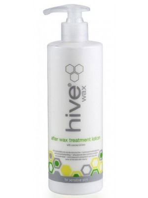 Hive of Beauty - After Wax Treatment Lotion (Coconut & Lime)
