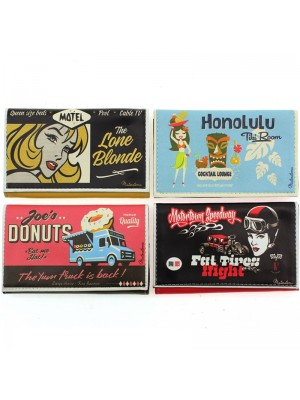 Wholesale Champ Misteratomic Rolling Pouches - Assorted Designs