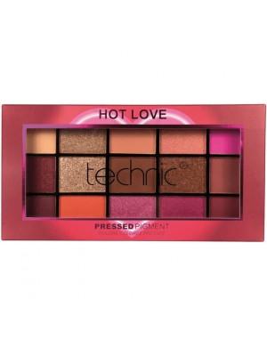 Wholesale Technic Eyeshadow Pressed Pigment - Hot Love