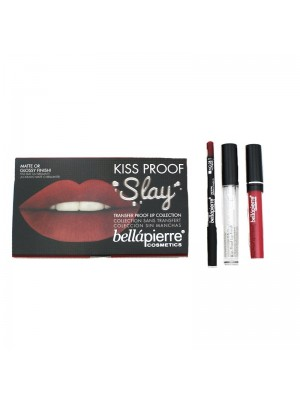 Kiss Proof Slay Lip Collection - Hothead