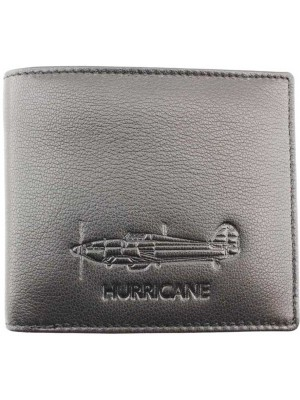 Wholesale Men's Military Heritage Leather Wallet 10 Card Slots - Hurricane