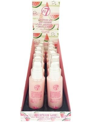 w7 Watermelon Wave With Hyaluronic Acid & Vitamin E Hydro Glow Moisturiser
