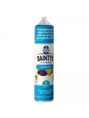 Dainty's Premium Flavoured E-Liquid - Iceberg - 0mg - (50ml)