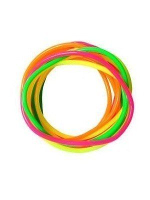 Gummy Bangles - Neon Assortment