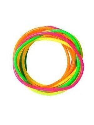 Gummy Bangles - Neon Assortment