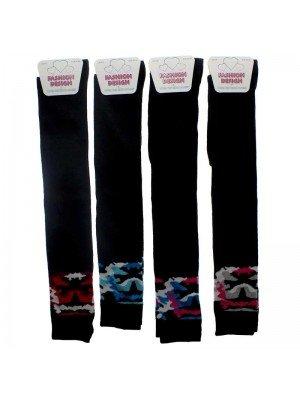 Children's Over the Knee Socks - Assorted Designs
