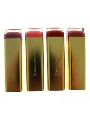Max Factor X Lipsticks - Assorted