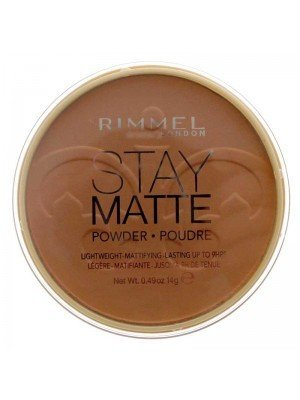 Rimmel Stay Matte Pressed Powder (Assorted Shades) - 14g