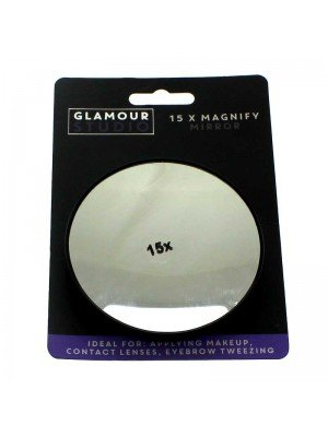 Glamour Studio 15x Magnify Mirror