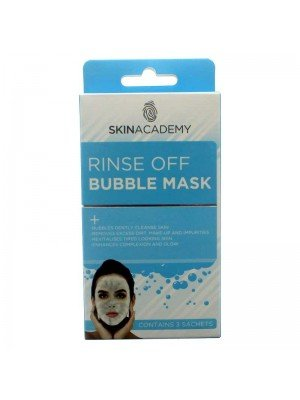 Rinse Off Bubble Mask - 3 Sachets